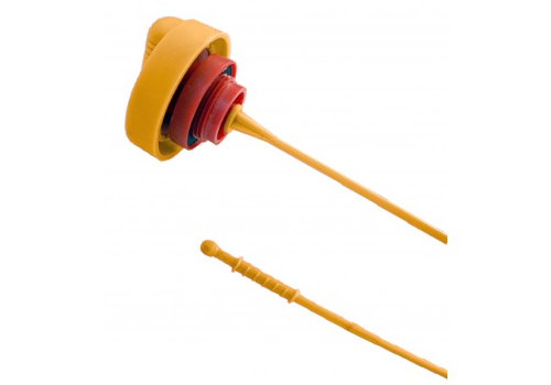 Engine Oil Dipstick Measurer With Cap