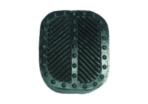 Pedal Rubber, Brake, Clutch, NM