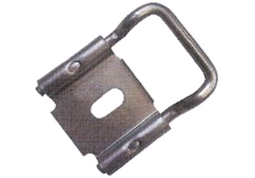 Trunk Lock Striker, Upper-Lower, Right