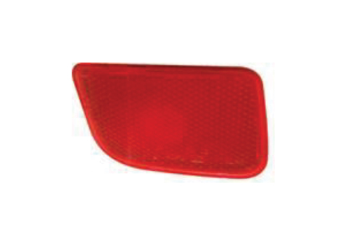 Bumper Reflector, Rear, Left, NM