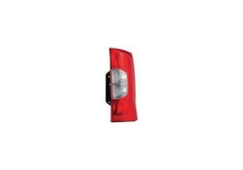 Tail Lamp, Double Gate, Horizontal, Without Bulb Holder ( R )