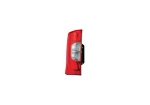 Tail Lamp, Single Gate, Vertical, Without Bulb Holder ( L )