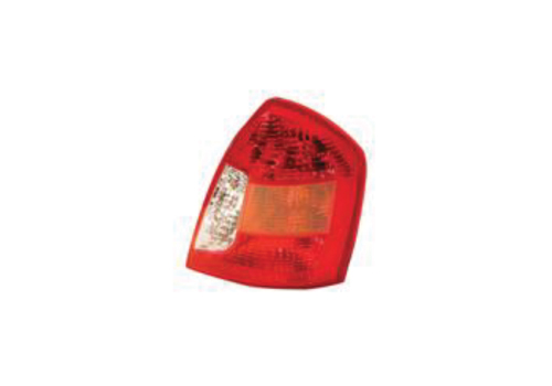 Tail Lamp, Without Bulb Holder, Right