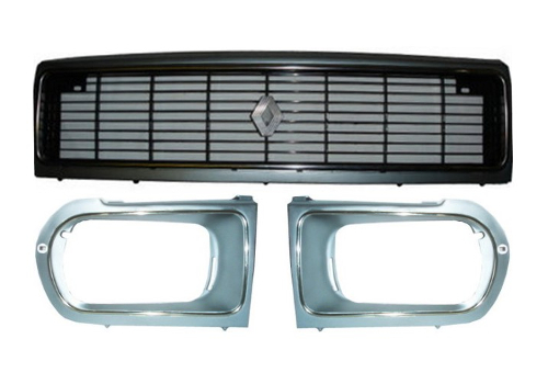 Front Grill Set (Front)